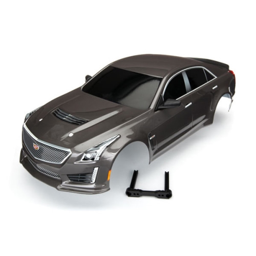 AX8391X  BODY, CADILLAC CTS-V,SILVER (PAINTED Body for 4-Tec 2.0)
