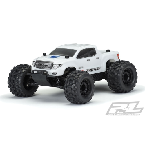 AP3518-15 Pre-Cut Brute Bash Armor Body (White)