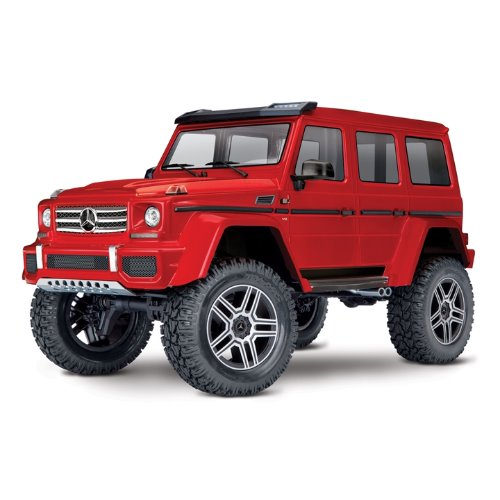 CB82096-4 (RED) 2020_New Limited Edition TRX-4 Mercedes G 500 4X4 레드색상