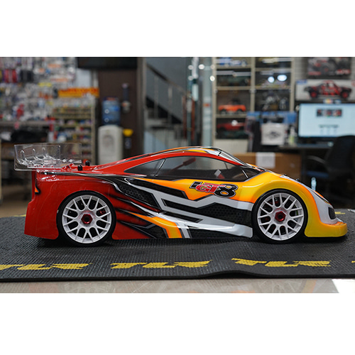 SD0029 P2L SWEEP RACING 1/8 GT 바디 P2L