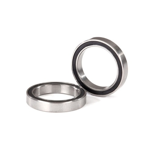 AX5098A Ball Bearing,Black Rubber(17X23X4mm(2)