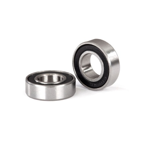 AX5118A Ball Bearing,Black Rubber(8X16X5mm)(2)