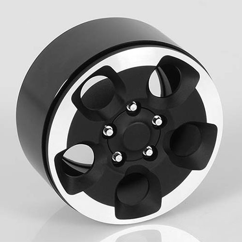 "[#Z-W0162] [4개 한대분] Rugged 1.9"" Scale Beadlock Wheels"