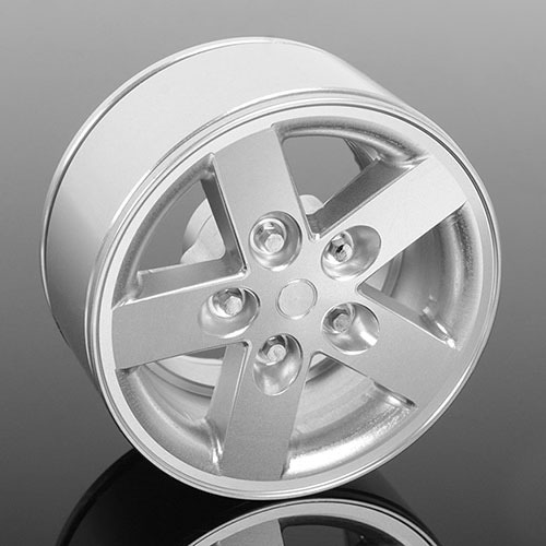 "[#Z-W0151] [4개 한대분] JK 1.9"" Scale Beadlock Wheels"