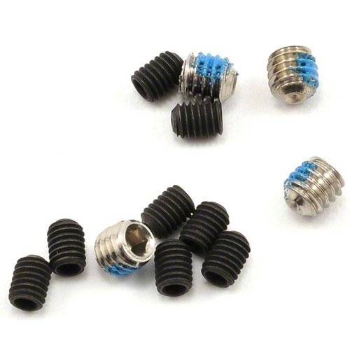AX1548 Set Screw 3x4mm (8)/4x4mm (4)