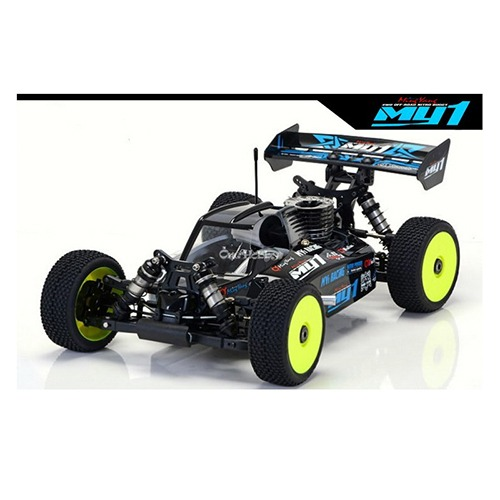 [00801-002] Ming Yang MY1 1:8 GP Off road Buggy Kit 밍양 버기 엔진RC카