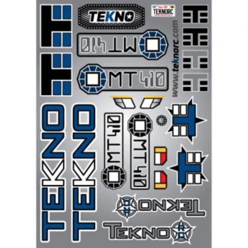 TKR5618 Decal Sheet (MT410)