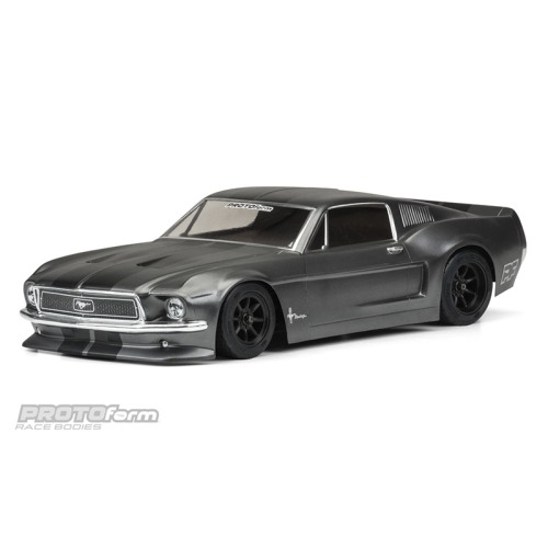 AP1558-40 1968 Ford® Mustang Clear Body for VTA