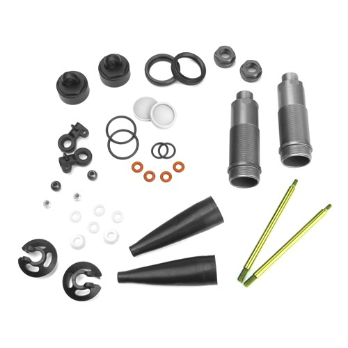 TKR6153 Full Option Shock Kit (137mm no springs no pistons)