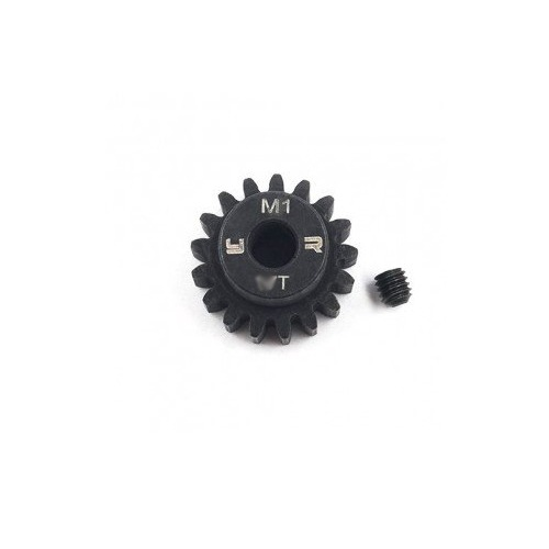 Yeah Racing 27T HD Steel Mod1 5mm Bore Motor Gear/Pinion