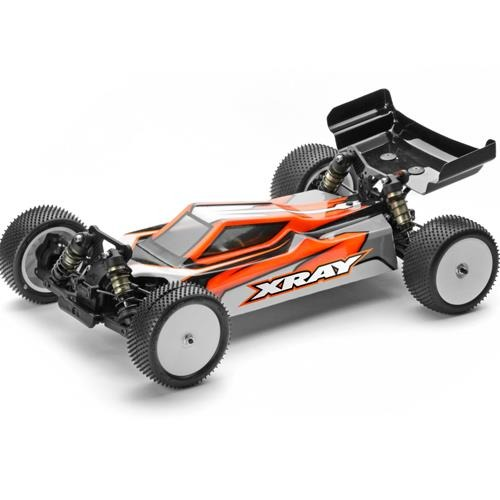 XRAY XB4C - 2021 SPECS 4WD 1/10 ELECTRIC OFF-ROAD CAR - CARPET EDITION