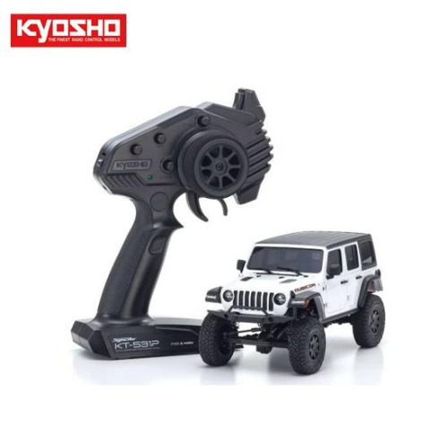 KY32521W-B MX-01 R/S Jeep Wrangler Rubbicon│미니지 루비콘