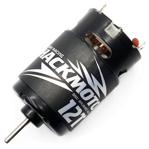 [#MT-0029] Hackmoto 550 12T Brushed Motor