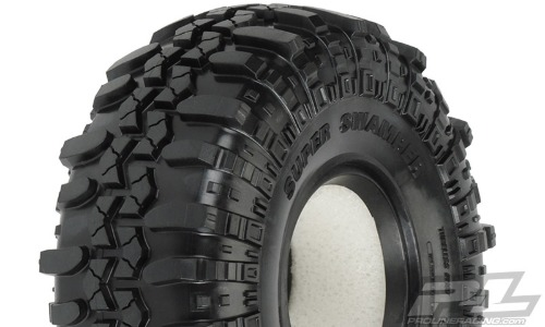 "AP1197-14 Interco TSL SX Super Swamper XL 1.9"" G8 Rock Terrain Truck Tires for Front or Rear with Memory Foam"