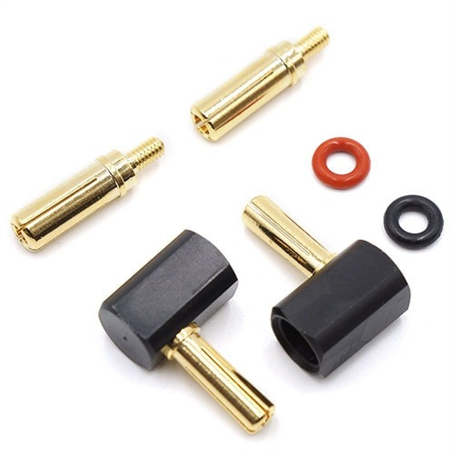 [#WPT-0121] Angle Type 4mm & 5mm Connector