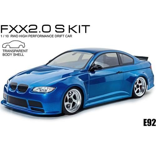 FXX 2.0 S 1/10 RWD DRIFT CAR KIT (BMW E92, 바디포함)