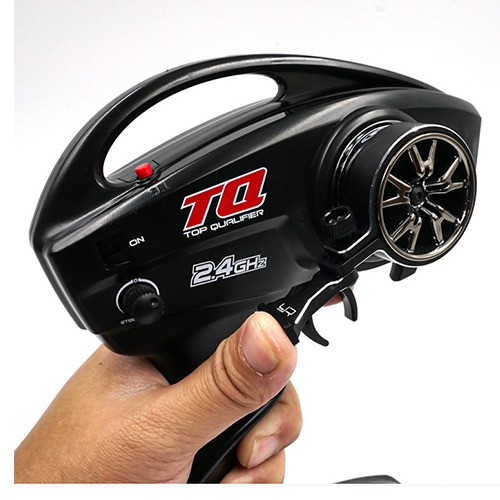 Yeah Racing Aluminum Single Hand TX Steering Adaptor For Radio│한손스티어링
