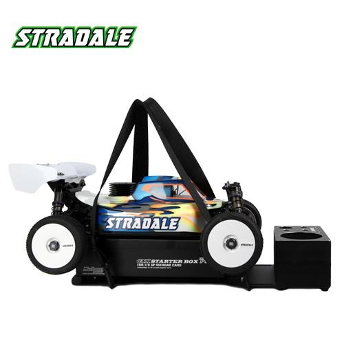 SPSBC01 - STRADALE Universal Pit Guy for 1/10 or 1/8 Nitro Chassis