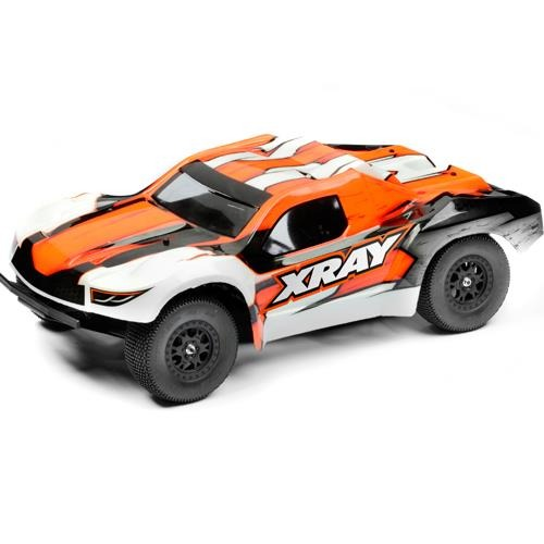 XRAY SCX - 2WD 1/10 ELECTRIC SHORT COURSE TRUCK