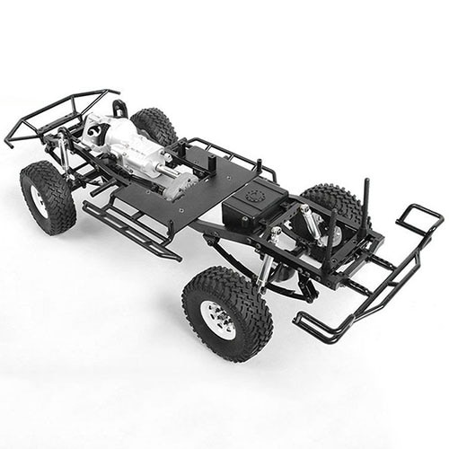 [#Z-K0054] 1/10 Trail Finder 2 Scale Truck Chassis Kit (w/Yota II Axle)