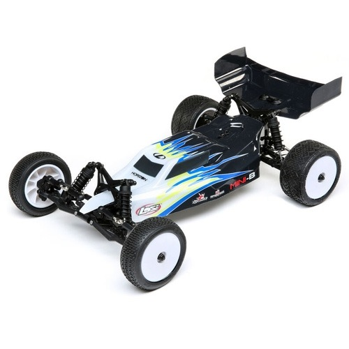 LOS01016T2 1/16 Mini-B Brushed RTR 2WD Buggy