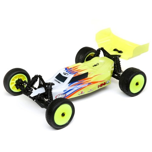 LOS01016T3 1/16 Mini-B Brushed RTR 2WD Buggy