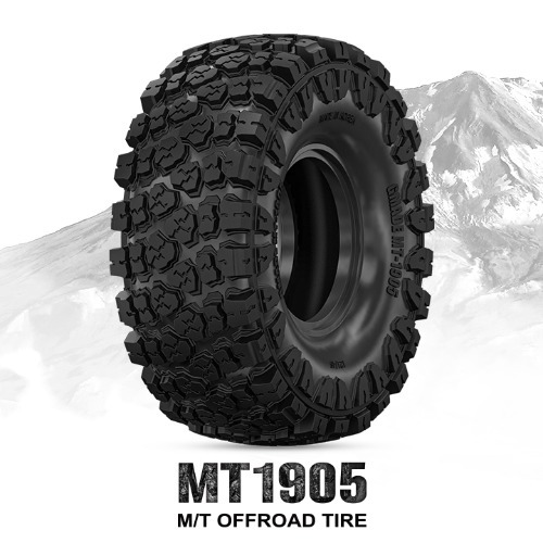 Gmade 1.9 MT 1905 Off-road Tires (2)