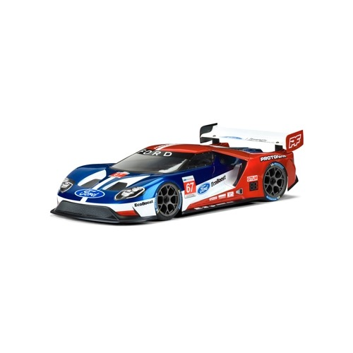 (입고완료)AP1550-25 Ford GT Clear Body
