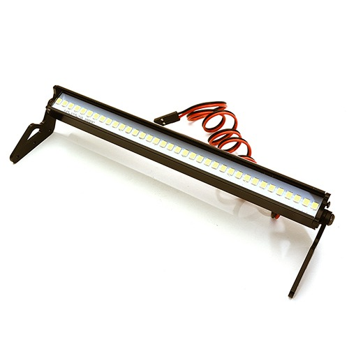 Realistic A-Pillar Mount Roof Top White LED (36) Light Bar Set W=150mm C28914  서치바LED
